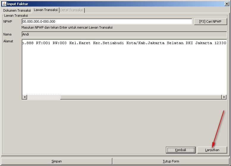 Software pajak eSPT mencakup informasi e-SPT PPN 1107, e-SPT PPN 1111